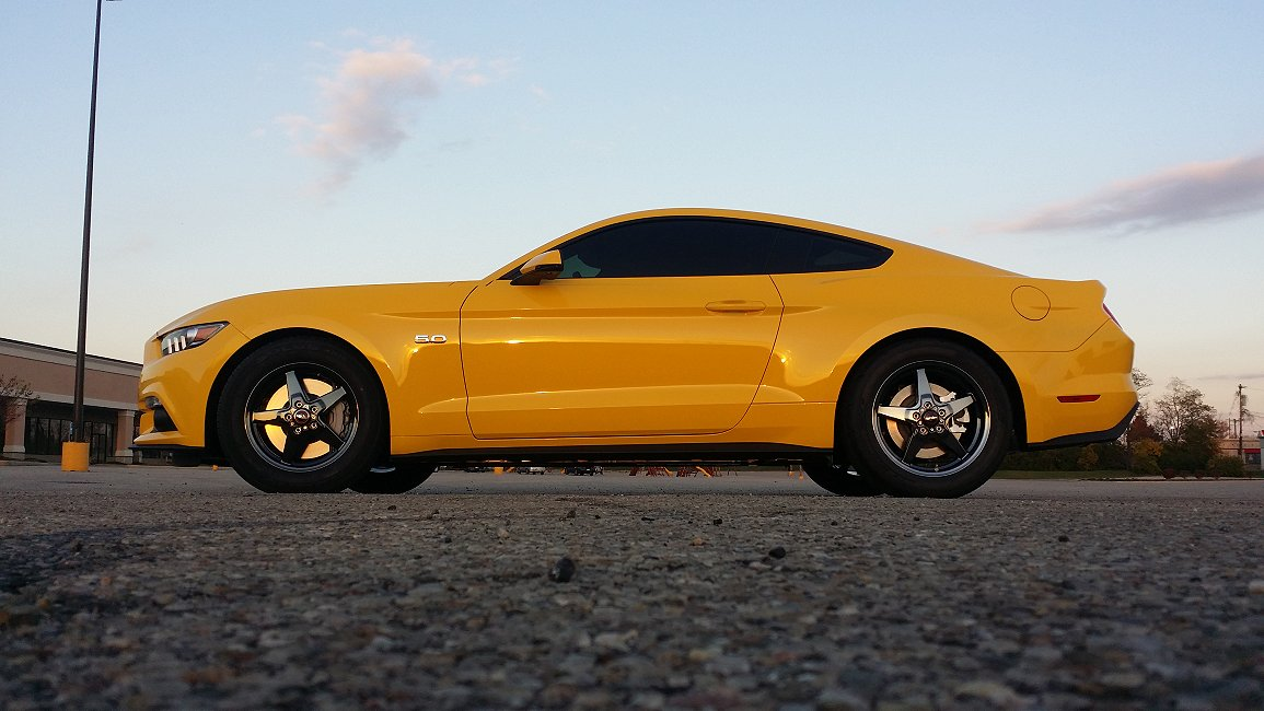Racestar Fitment / Sizes / Pictures for the S550 - Forums ...