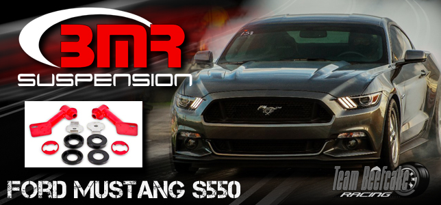 BMR Suspension S550 Mustang