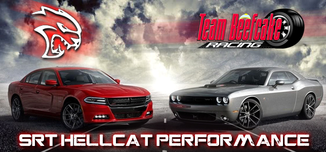 dodge srt hellcat performance parts team beefcake racing. Black Bedroom Furniture Sets. Home Design Ideas